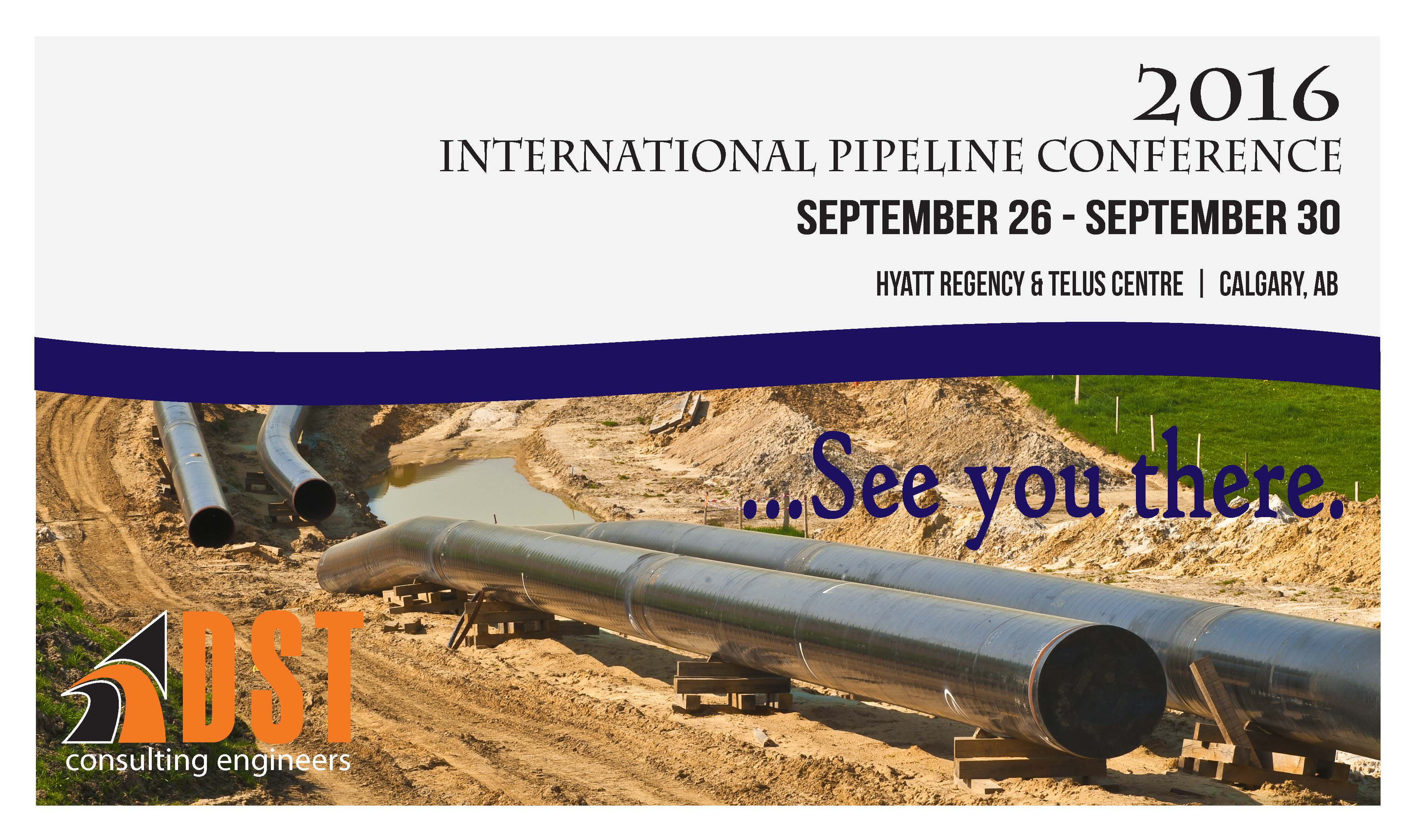 DST Will be Attending the 11th Annual IPC | Calgary, AB
